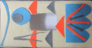 """今年の「こどもの日」は、""""鯉のぼり""""のティッシュケースを作りました"""